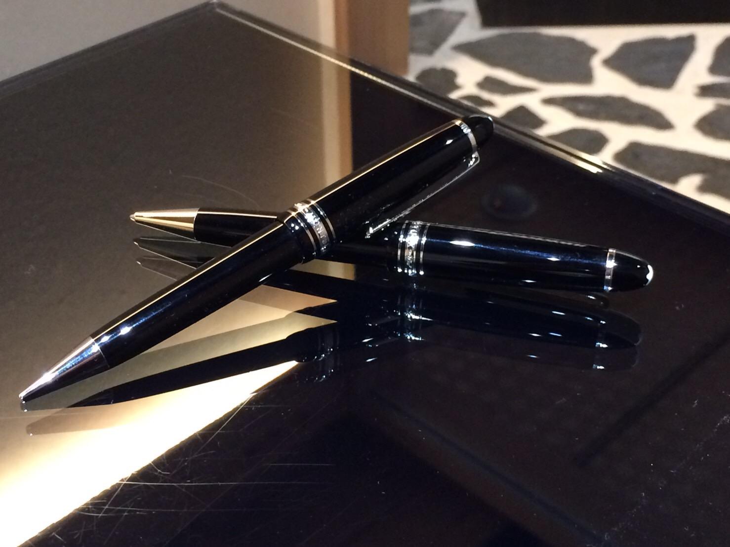 モンブラン(MONT BLANC)マイスターシュテック ボールペン シャープペン二本買取